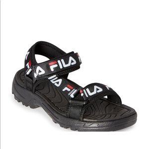Fila strap sandals